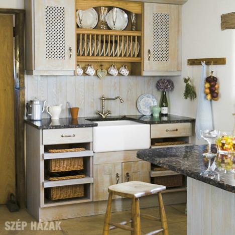 Lakberendez si tippek sz p h zak online for Country kitchen design ideas 4 homes